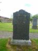 GRANT - PORTER Gravestone - Durris Kirkyard