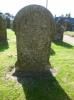 ALEXANDER Gravestone - Fettercairn Kirkyard