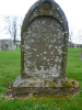 ANDERSON Gravestone - Garvock Kirkyard
