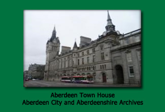 Aberdeen Town House, Aberdeen City and Aberdeenshire Archives