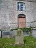 Gravestone enclosure of the SCOTT Family of  Brotherton - Benholm Kirkyard