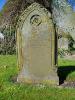 CARR Gravestone - Bervie Kirkyard