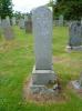 CALDER - HOGG Gravestone - Durris Kirkyard