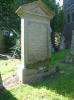HALL - WYLLIE Gravestone - Fettercairn Kirkyard