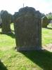 TAYLOR Gravestone - Fettercairn Kirkyard