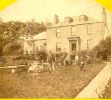 John and Jeannie Murison at Belmont House in Stonehaven in August 1862