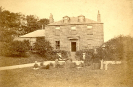 The Murison family at Belmont House in Stonehaven in 1871