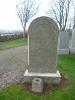 MCBAY Gravestone at St. Philip's, Catterline