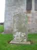 MCINTOSH Gravestone at St. Philip's, Catterline