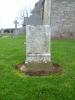 GRAY Gravestone at St. Philip's, Catterline
