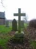 Gravestone in memory of JAMES STEVENSON - 1st priest of St. Philip's, Catterline